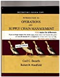 img - for Introduction to Operations and Supply Chain Management (Intructor's Review Copy) book / textbook / text book