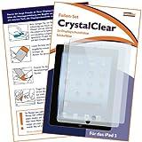 2x mumbi Displayschutzfolie iPad 4 / iPad 3 / iPad 2 Schutzfolie CrystalClear unsichtbar