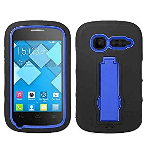 AT&TAlcatel One Touch Pop C1 4015T -Blue: Cell Phones & Accessories