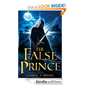 The False Prince (Ascendancy Trilogy)
