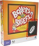 Hasbro Boxers or Briefs? Classic Party Game Adult 4-6 Players Plus BONUS Token Bag Bundle