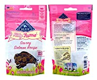 Blue Buffalo Kitty Yums Cat Treats Variety Pack - 5 Flavors (Savory Seafood, Tasty Beef, Tender Turkey, Tempting Tuna, and Savory Salmon) - 2 Ounces Each (5 Total Pouches)