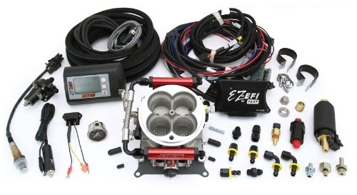 FAST Fuel Injection 30227-KIT EZ-EFI Self-Tuning Fuel Injection System (Atomic Fuel Injection compare prices)