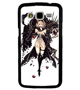 Printvisa Witchish Girl Pick Back Case Cover for Samsung Galaxy J5::Samsung Galaxy J5 J500F