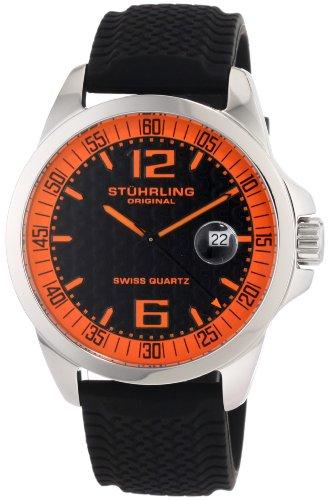 Stuhrling Original Sportsman Monterey Swiss Quartz 219.331657- Orologio da uomo