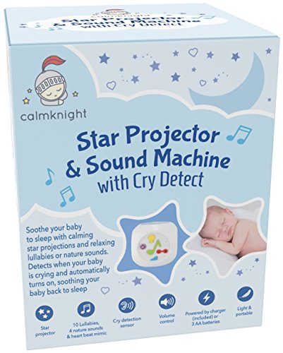 baby noise machine with projector