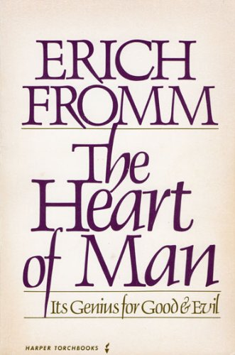 Heart of Man -Op/121 by Fromm Eric