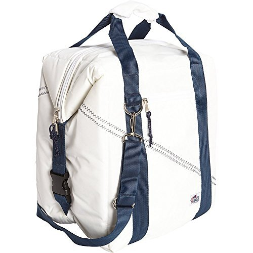 sailor-bags-soft-cooler-bag-with-blue-straps-24-pack-one-size-white-blue-by-sailorbags