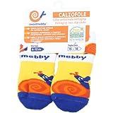 Mebby - Calzofole Chaussettes pour Bébé - Escargot