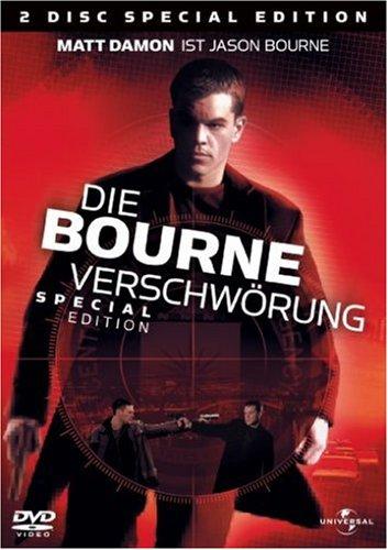 Die Bourne Verschwörung [Special Edition] [2 DVDs]
