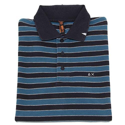 5789 polo SUN 68 maglia uomo t-shirt men [S]