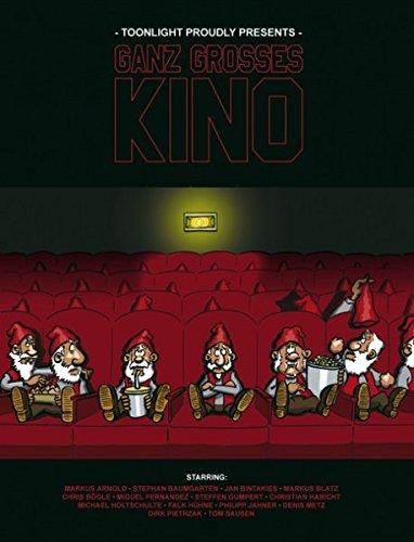 Ganz grosses Kino  [Jahner, Philipp] (Tapa Blanda)
