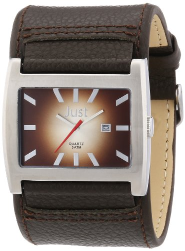 Just Watches 48-S2601SL-BR - Orologio uomo