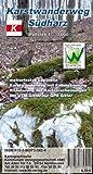 Karstwanderweg Südharz: Wetterfestes Leporello