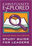 img - for Christianity Explored - English Made Easy Edition Leader's Guide book / textbook / text book