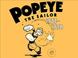 Popeye the Sailor: Volume 1 - 1933-1938