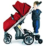 Universal Buggy Pram Buggy Ride-On Board Fits BabyStyle Oyster And Oyster Max
