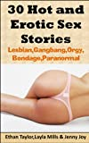 img - for 30 Hot and Erotic Sex Stories book / textbook / text book