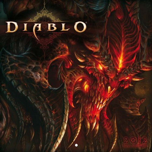 Diablo III Wandkalender 2012