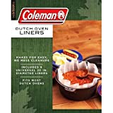 Coleman Company Disposable Dutch Oven Liners, Green/Clear