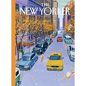 The New Yorker, November 7th 2011 (James Wood, John Lahr, D. T. Max) Periodical
