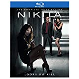 Nikita: Season 3 [Blu-ray] ~ Maggie Q