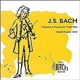J.-S. Bach : Sonates et Partitas pour violon seul