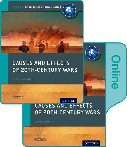 Ib course book: History. Causes & effects of conflicts. Con e-book. Con espansione online. Per le Scuole superiori (Oxford Ib Diploma Programme)