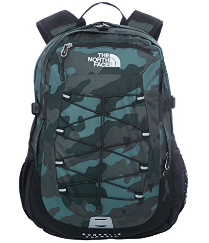 The North Face Borealis Classic Zaino da Escursionismo, 34 Cm, 29 Litri, Colore Camo Print/Tnf Black