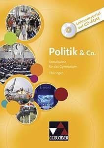 Politik & Co. Thüringen Lehrermaterial