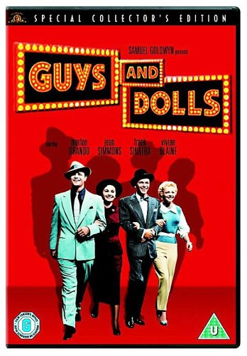 Guys And Dolls (Special Collector's Edition) [1955] [DVD]
