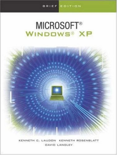 The Interactive Computing Series: Windows XP - Brief