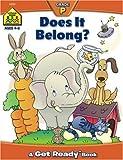 Does it Belong?: Preschool Get Ready! Workbooks