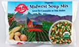 Organic Frozen Midwest Soup Mix, 16 oz. Bag