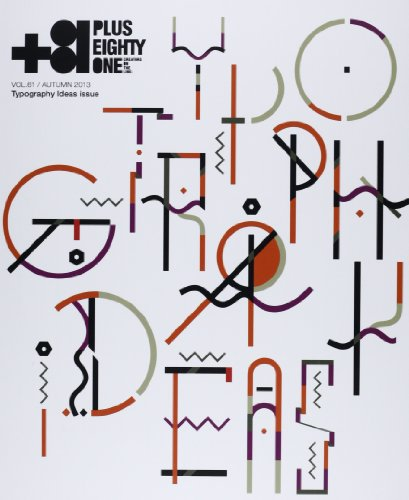 +81 vol.61: Typography issue (+81 (0))