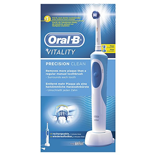 kaufen oral b vitality precision clean elektrische. Black Bedroom Furniture Sets. Home Design Ideas