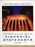 img - for G. I. White's, A. C. Sondhi's, D. Fried 's 3rd(third) edition(The Analysis and Use of Financial Statements (Hardcover))(2002) book / textbook / text book