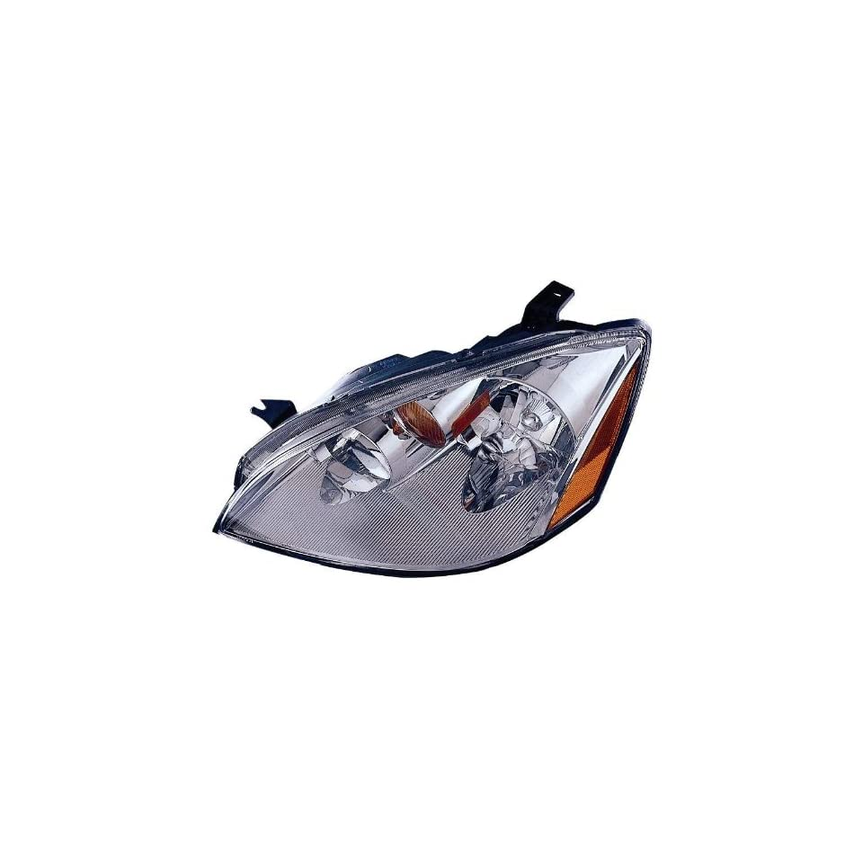 Depo 315 1145L USH Nissan Altima Driver Side Replacement Headlight Unit without Bulb
