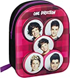 One Direction 1D Deluxe Gym School College Bag Rucksack Backpack