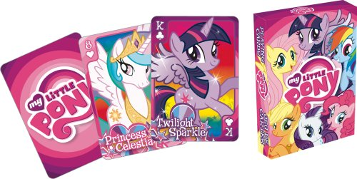 My Little Pony Cast Playing Cards - 1