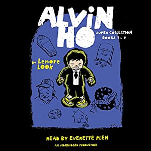 The Alvin Ho Super Collection: Books 1-4 Audiobook