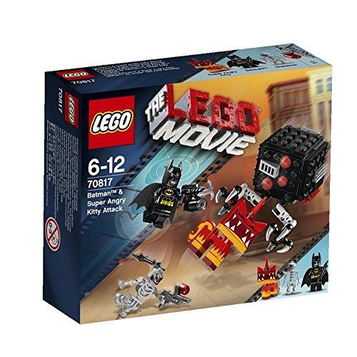 レゴ ムービー バットマンとユニキャットの攻撃 70817