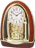 CITIZEN (シチズン) 置き時計 パルドリームR414 電波時計 4RN414-023