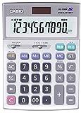 カシオ 本格実務電卓 検算・税計算 デスクタイプ 10桁 DS-10WK