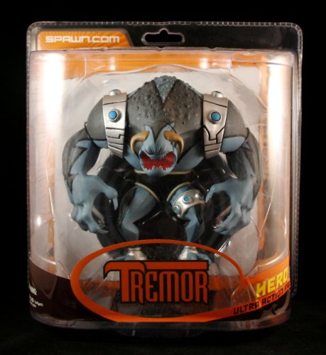 Variant TREMOR * GRAY * The Adventures of Spawn Series 2 Ultra Action Figure (Omega Spawn compare prices)