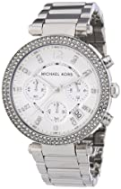 Michael Kors Ladies Stainless Steel Chronograph
