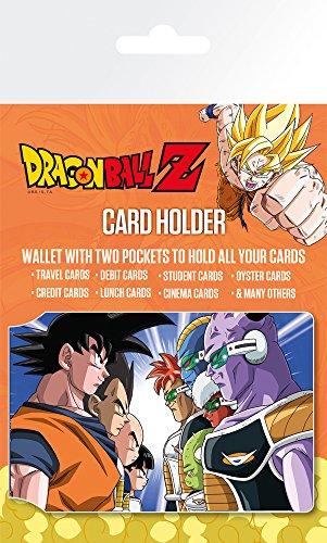 GB Eye, Dragon Ball Z, Face Off, Porta Carte,