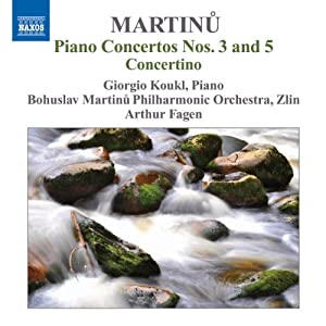 Piano Concertos Nos. 3 & 5 Co