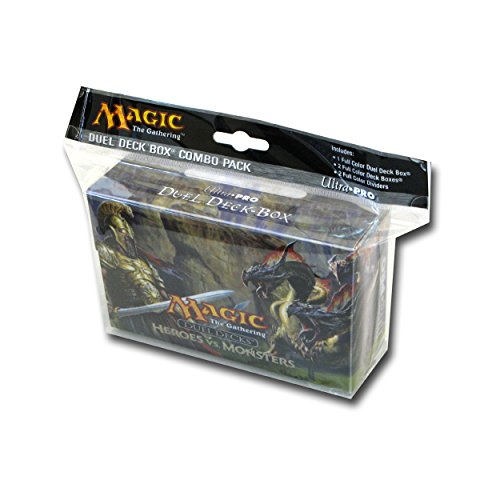 Magic the Gathering: Heroes vs Monsters Duel Deck Box