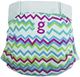Gdiapers Gpants, Gamma Stripe, Small